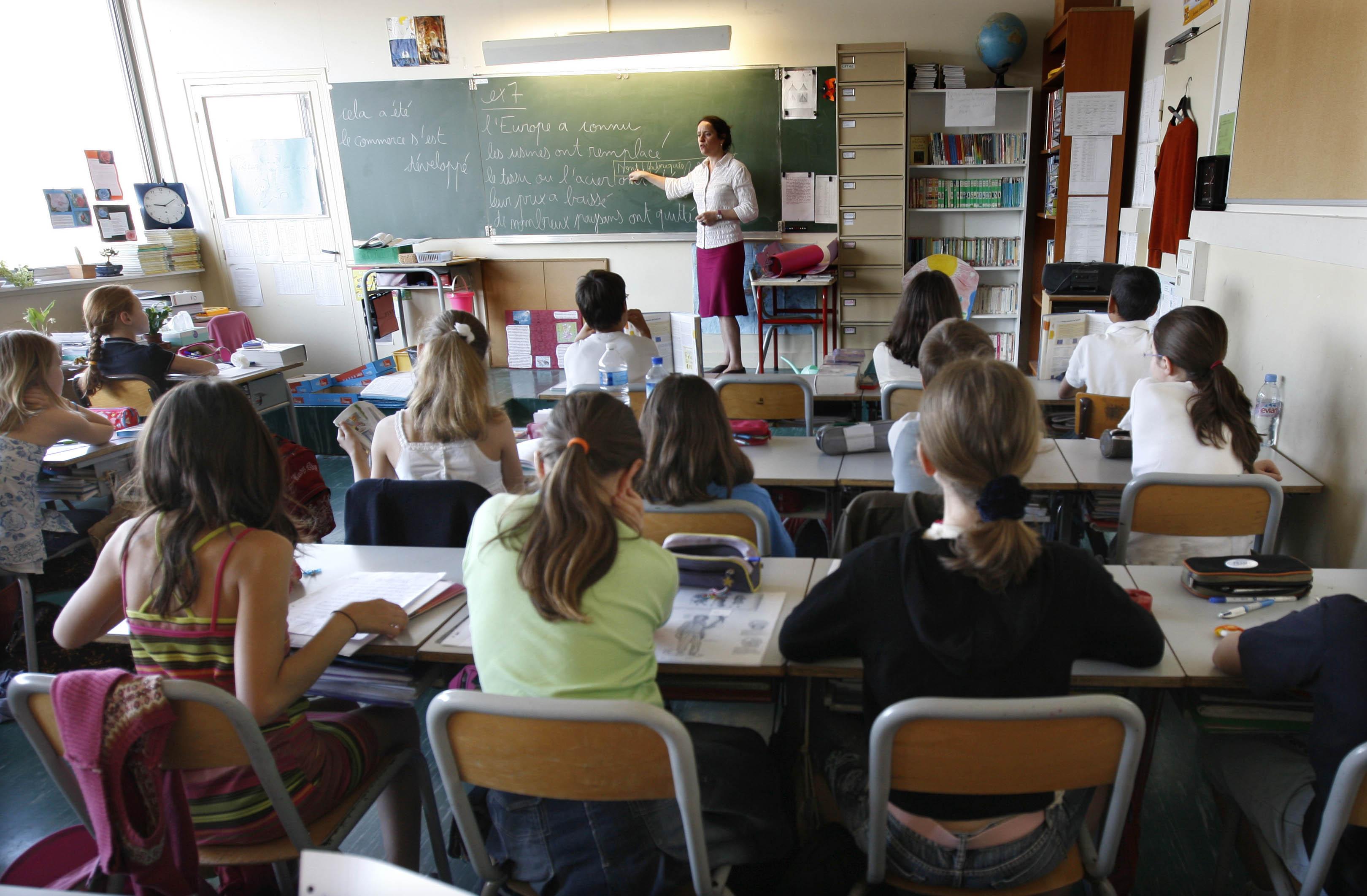 Systeme Educatif Et Rythme Scolaire Francais Compare A L Ue