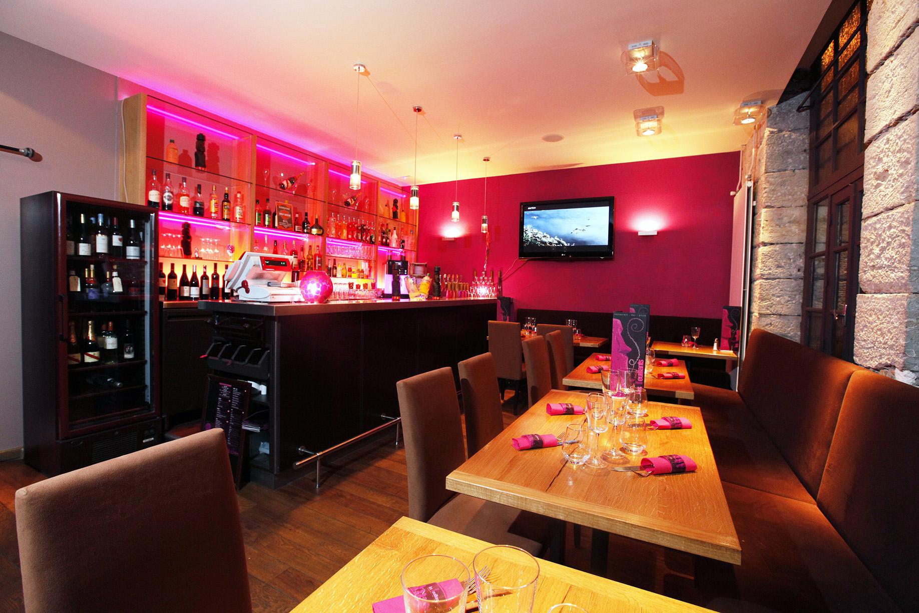 Restaurant : la nécessité d\'une décoration intérieure fonctionnelle !