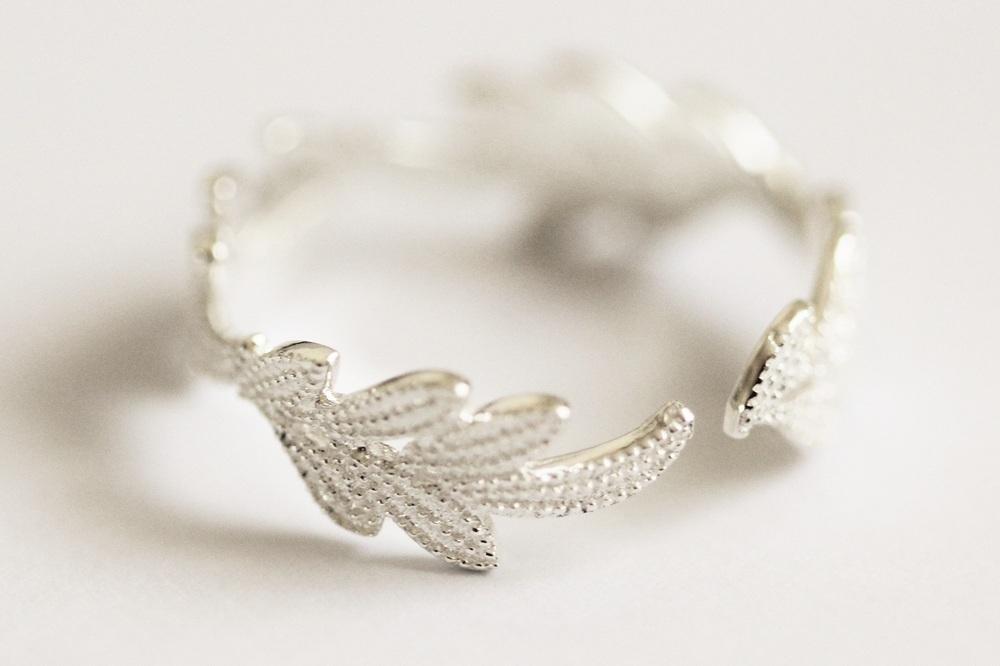 Les bijoux fins en argent