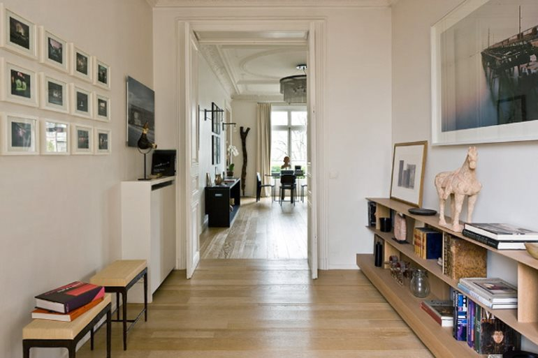 Hall d'entrée moderne