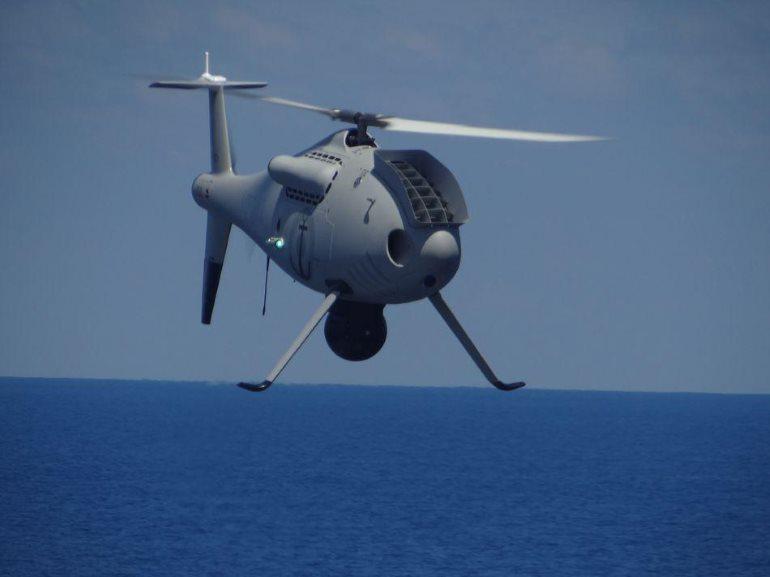 Drone surveillance aérienne
