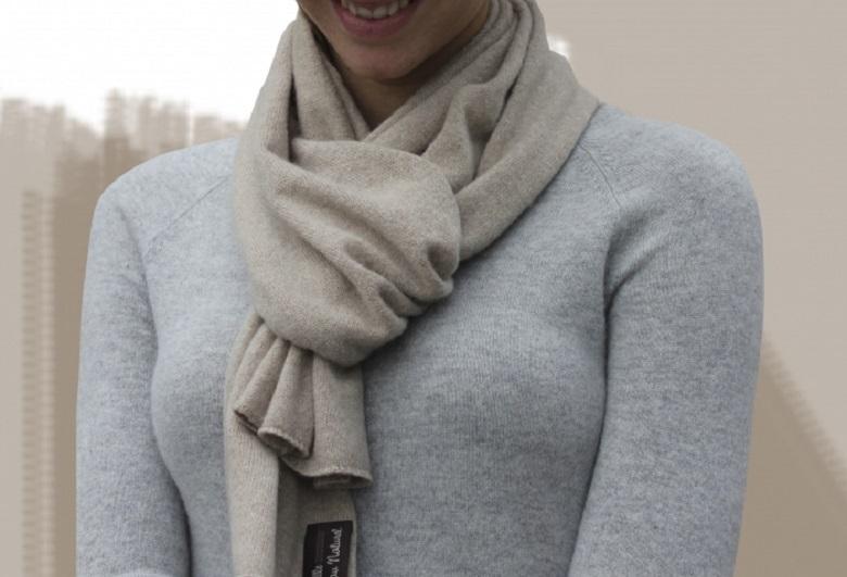 Pour l'hiver, faire le choix d'une écharpe en cachemire 2