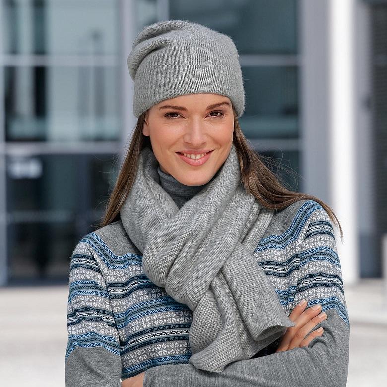 Pour l'hiver, faire le choix d'une écharpe en cachemire 3