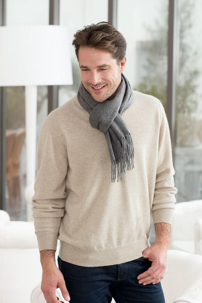 Pour l'hiver, faire le choix d'une écharpe en cachemire 4