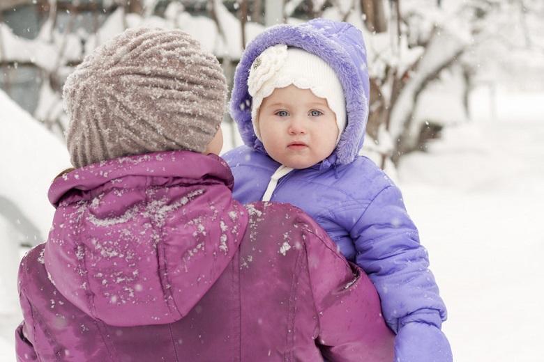 L'hiver est là comment habiller bébé pour l'occasion 2