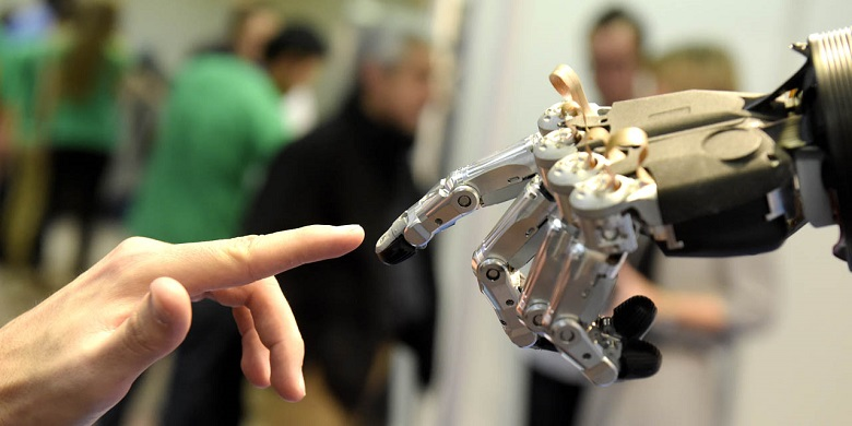 SPAIN-TECHNOLOGY-ROBOT