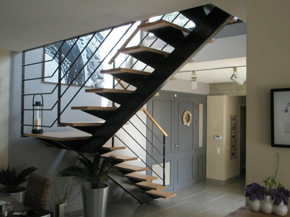 Escalier Maison Contemporaine