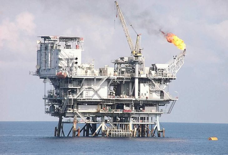 Extraction du gaz