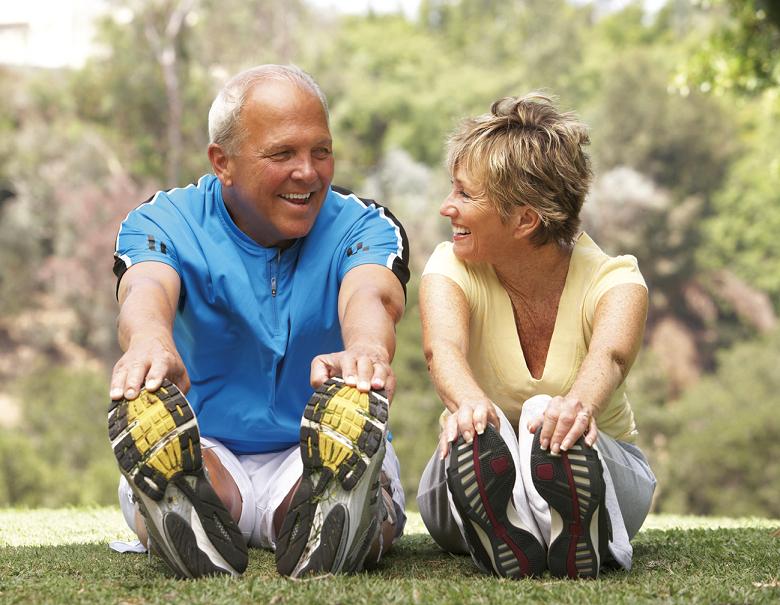 Salles de sport pour personnes âgées : les seniors s'y mettent !