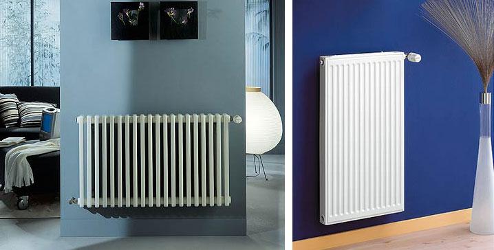 radiateur eau chaude