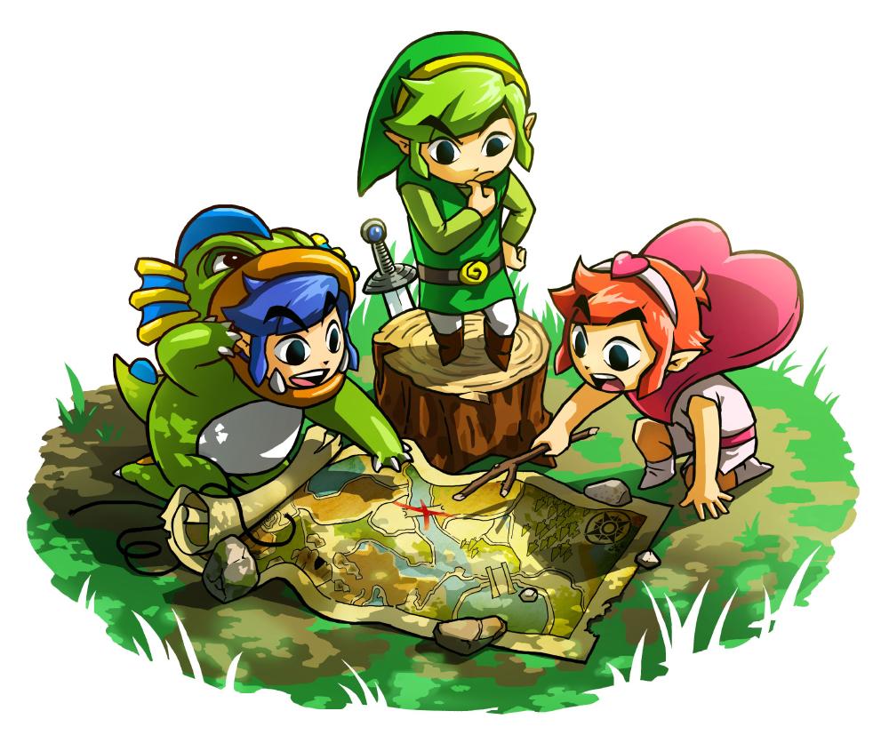Chronologie-Zelda-