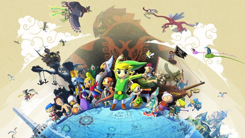 Chronologie-Zelda---