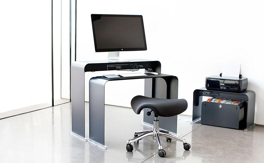Meuble pour ordinateur un meuble de moins en moins tendance