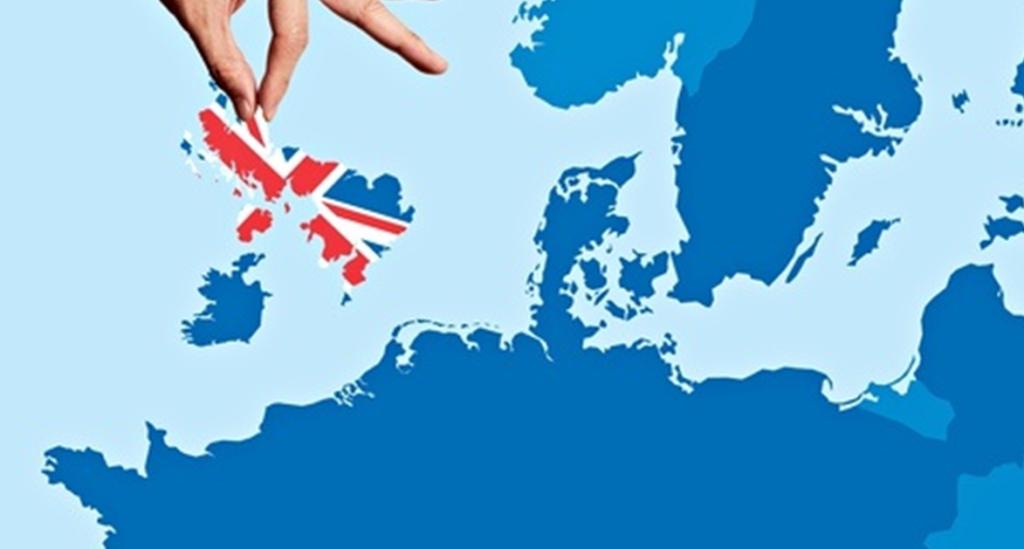 Brexit carte