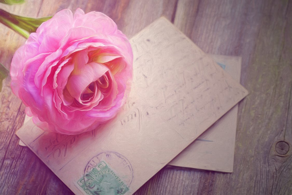Carte de vœux originale