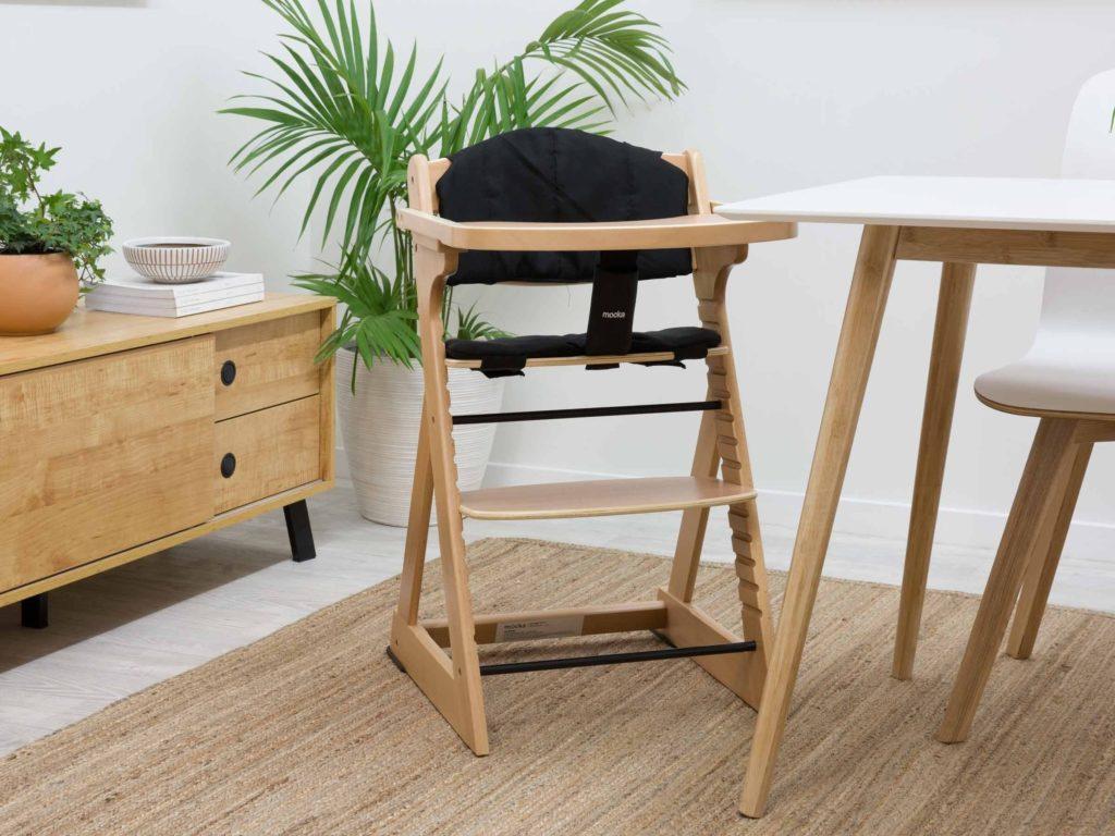 Comment Restaurer Une Chaise En Bois chaise haute bébé : comment restaurer votre meuble pour bébé ?