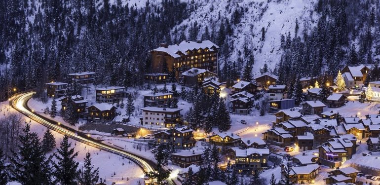 séjour de ski