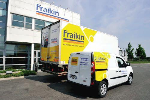 Location de camion Fraikin