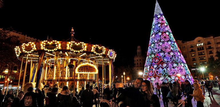 Noël à Valence