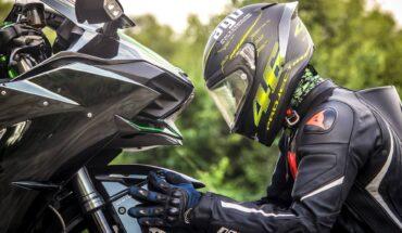 Équipements de moto