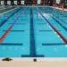 Vestiaire de piscine